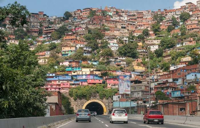 Foto de Caracas en Pixbay
