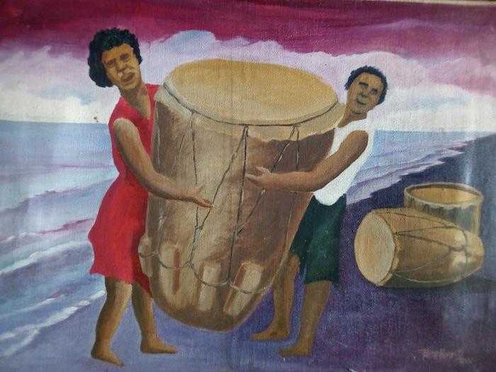Pintura de Jaime Rivas Díaz