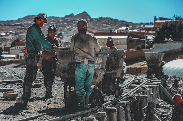 Minas de Potosí. Foto de Pedro Henrique Santso en Pixabay