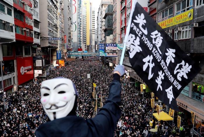 #OneCountryTwoSystemsIsDead. No autonomy, only tyranny. HKRev en Twitter