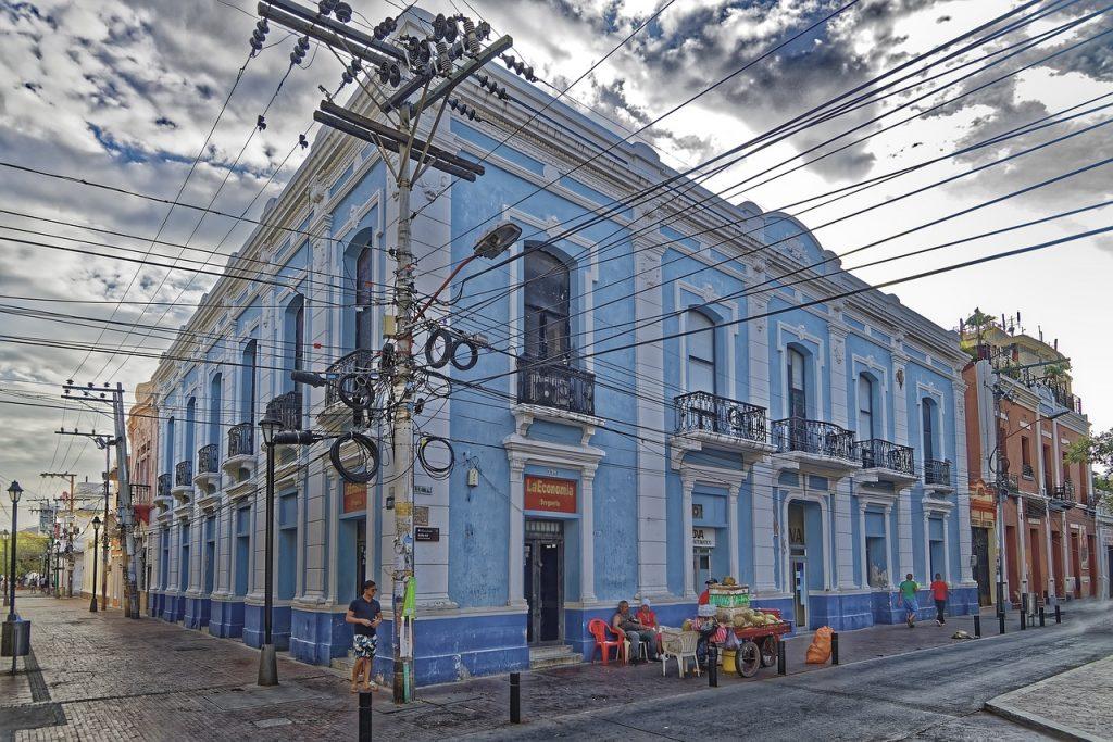 Santa Marta, Colombia. Imagen de Makalu en Pixabay