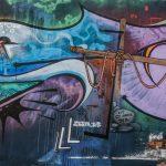 Graffiti en Cape Down
