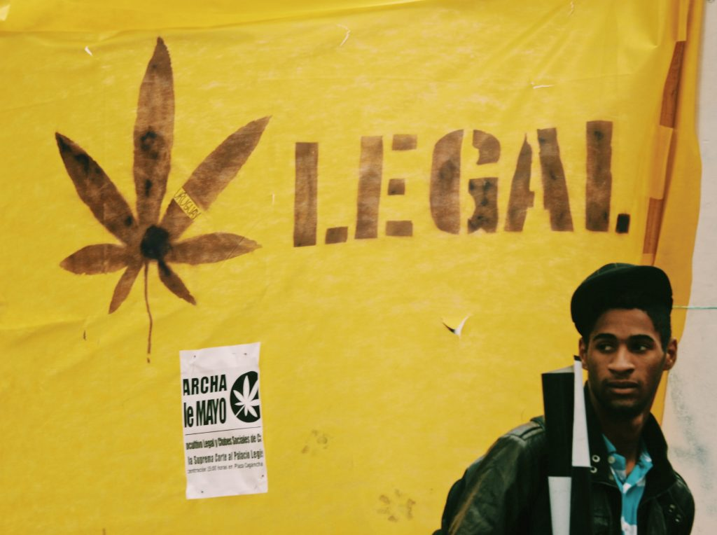 Montevideo: Marihuana legal
