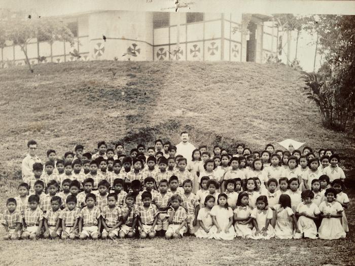 Internado indígena en la Amazonía
