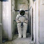 Astronauta. Imagen de Thomas Malyska en Pixabay