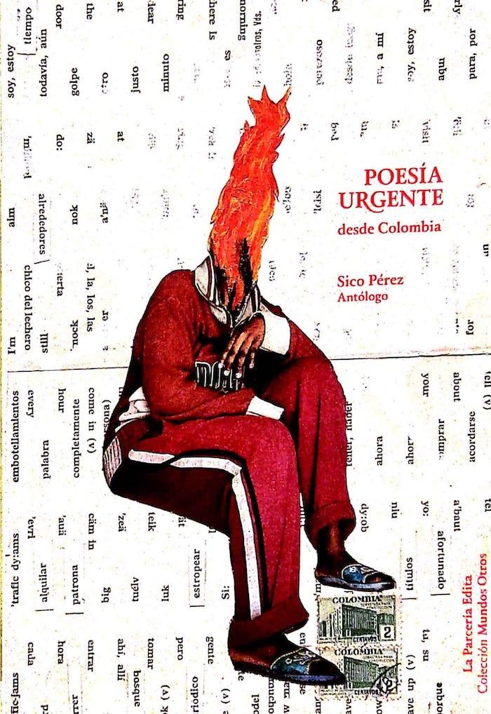 Libro Poesía Urgente.