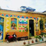 Café Pushkin de Bogotá