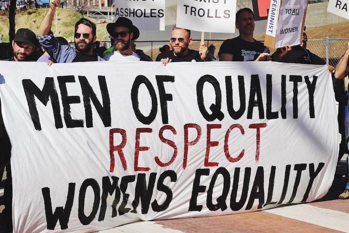 8 de Marzo en Los Angeles, California. Imagen Samantha Sophia en Unsplash