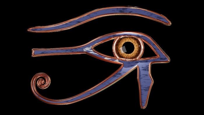 El ojo de Horus