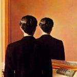 """""""Reproducción prohibida"""" de René Magritte"""