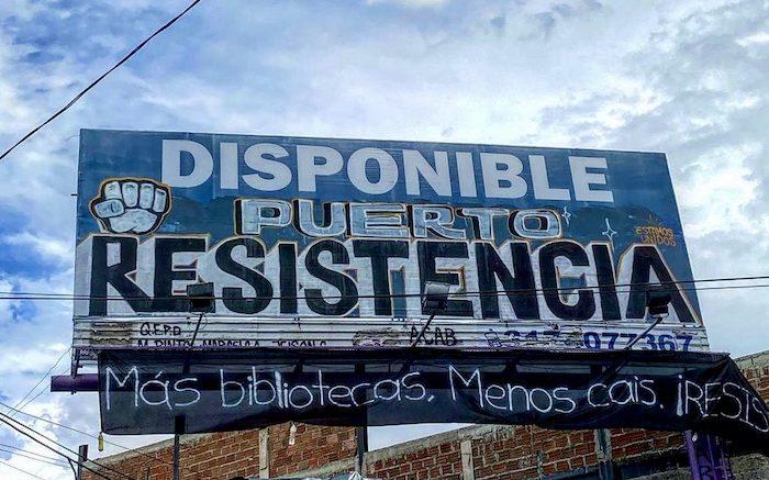 Puerto Resistencia, Cali.