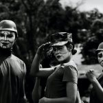 Performance en Cali, Colombia.