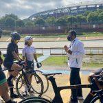 Evelio Cely, ciclismo