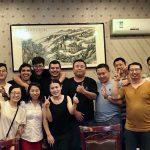 Emprendedores chinos