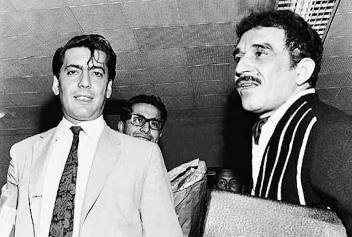 Vargas Llosa y García Márquez.