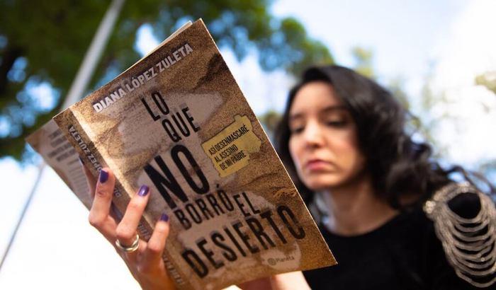 Diana López Zuleta, escritora. Imagen del portal El Pacifista