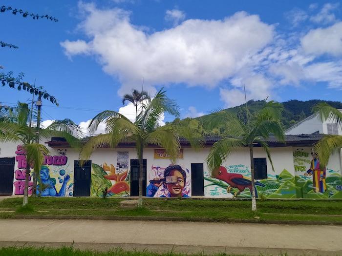 San Adolfo, Huila, Colombia. Imagen de Camilo Insuasty.