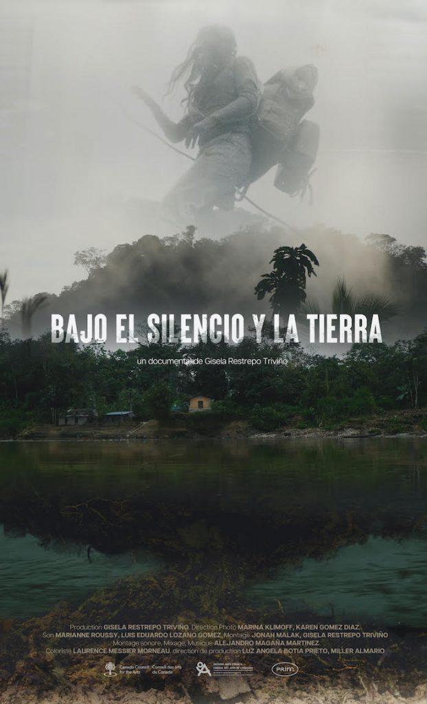 """Película """"Bajo el silencio y la tierra"""""""