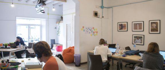 Coworking Barcelona Poblenou
